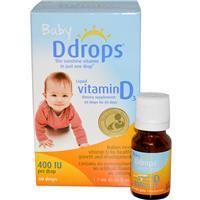 D drops